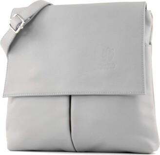 Modamoda De Italian bag shoulder bag messenger satchel women's bag real leather T63