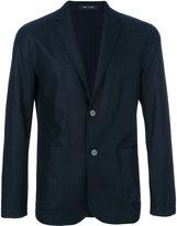 Emporio Armani patch pocket blazer