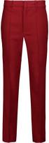 Etoile Isabel Marant Kanna twill straight-leg pants