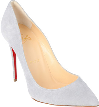 Christian Louboutin Pigalle Follies 100 Suede Pump