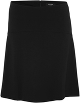 Oxford Rachel Flip Skirt Blk X
