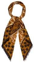 Chanel Cashmere Silk Scarf