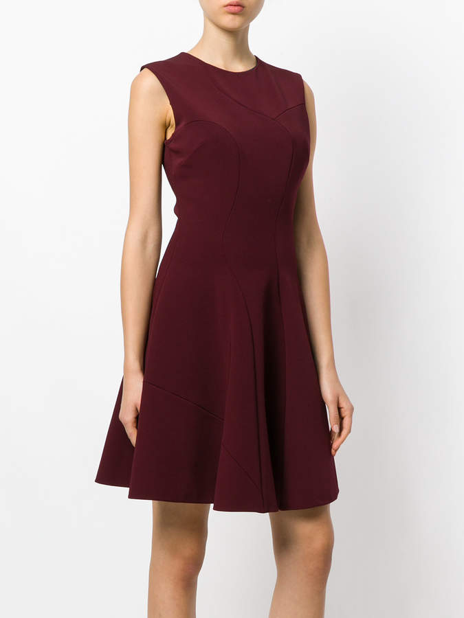Victoria Beckham fit and flare dress