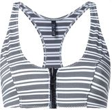 Lisa Marie Fernandez striped bikini