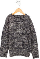 Stella McCartney Girls' Long Sleeve Patterned Knit Sweater w/ Tags