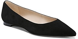 Sam Edelman Women's Sally Pointed Toe Suede Flats