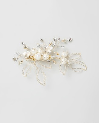 Ivory Knot Harriet Hair Clip