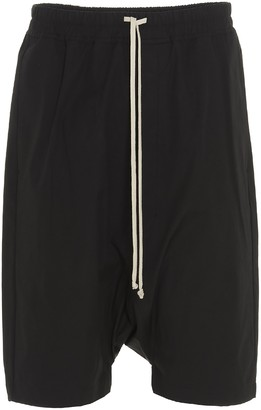 Rick Owens Loose-Fit Shorts
