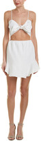 Karina Grimaldi Emily Linen Shift Dress