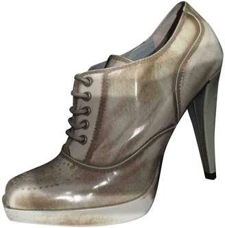 Pura Lopez Other Patent leather Ankle boots