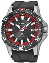 Seiko Solar Diver Stainless Steel Watch