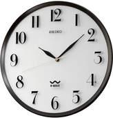 Seiko R-Wave Atomic Wall Clock