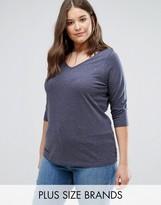 Junarose V Neck T-Shirt