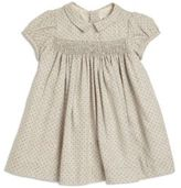 Bonpoint Baby's & Toddler Girl's Doucette Smocked Polka Dot Dress