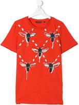 Antony Morato flying insects T-shirt