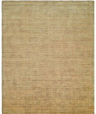 """Wildon Home Hand Loomed Beige Area Rug Rug Size: Rectangle 3'6"""" x 5'6"""""""