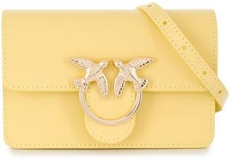 Pinko Bird Detail Shoulder Bag
