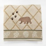 """""""Silhouette Lodge"""" Bathroom Shower Collection - Set of 3 Bath Towels"""