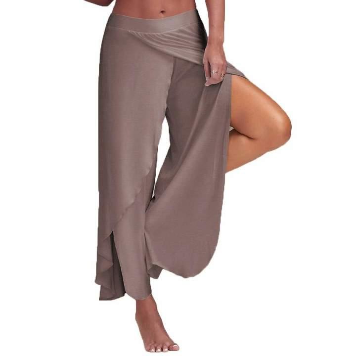c2beb48b9d99ca Wide Leg Yoga Pants - ShopStyle Canada