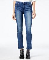 William Rast Slim R&B Wash Straight-Leg Jeans
