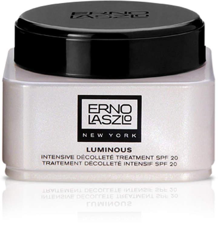 Erno Laszlo Luminous Intensive Decollete Treatment SPF20