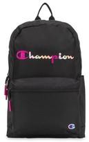 Champion Billboard Backpack, Black/Pink