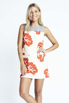Karen Zambos Coral Sophia Dress