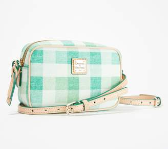 Dooney & Bourke Coated Cotton Camera Crossbody