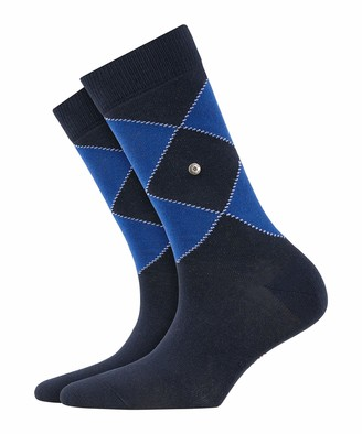 Burlington Women's Organic Argyle Calf Socks