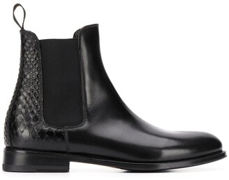 Scarosso Ottavia chelsea ankle boots