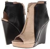 Derek Lam 10 Crosby Gen (Tan Suede/Black Eco Leather) - Footwear