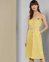 Ted Baker Midi Sun Dress