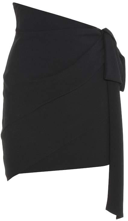 Saint Laurent Wrap skirt