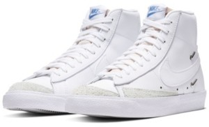 Nike Women's Blazer Mid 77 Se High Top Casual Sneakers from Finish Line