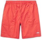 Battenwear - Active Lazy Linen And Cotton-blend Shorts