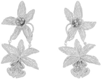 CHRISTIE NICOLAIDES Abella Earrings Silver