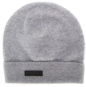 Ermenegildo Zegna Knitted Beanie Hat