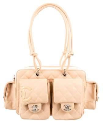 Chanel Small Ligne Cambon Reporter Bag
