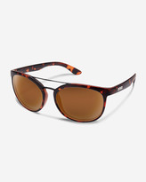 Eddie Bauer Women's Suncloud® Liberty Sunglasses - Matte Tortoise