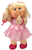 Cabbage Patch 14In Blonde Kid (Pink Heart Dress Fashion)