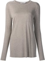 Alexander Wang long sleeved top