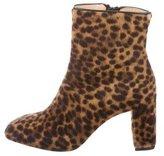 Eugenia Kim Ponyhair Ankle Boots