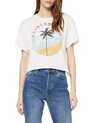 Billabong Women's Mad World T-Shirt,X-Small