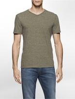 Calvin Klein Slub V-Neck T-Shirt