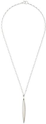 Isabel Marant Silver Bone Spear Necklace