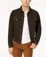 Tommy Hilfiger Men's Garment Dyed Denim Jacket