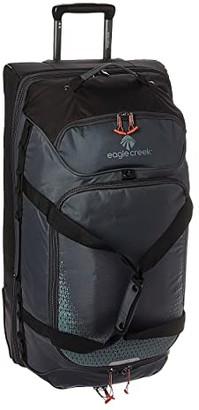 Eagle Creek Expansetm Collection Drop Bottom Wheeled Duffel 32 (Stone Grey) Duffel Bags