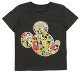 Toddler Boys' Disney® Mickey Mouse T-Shirt - Black