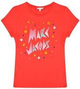 Marc Jacobs Junior Girls Gem Logo T Shirt