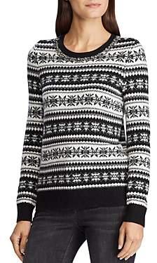 Ralph Lauren Ralph Fair Isle Crewneck Sweater